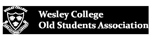 Wesley College Old Students Association Logo
